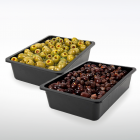 "Black Olives ""Marchigiana"" and Stuffed Green Olives Make Italy"