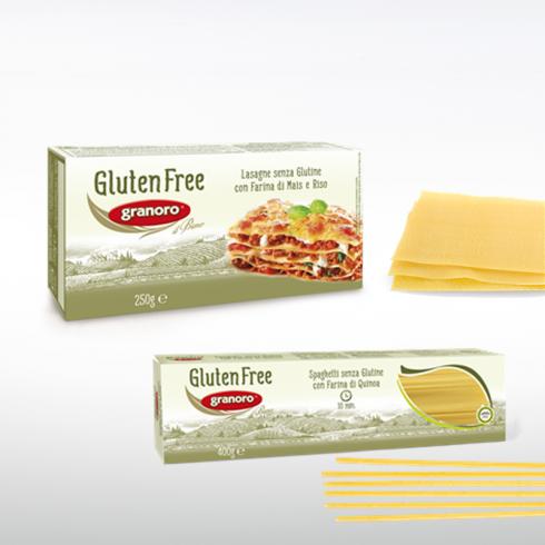 Pasta Gluten Free - Make Italy