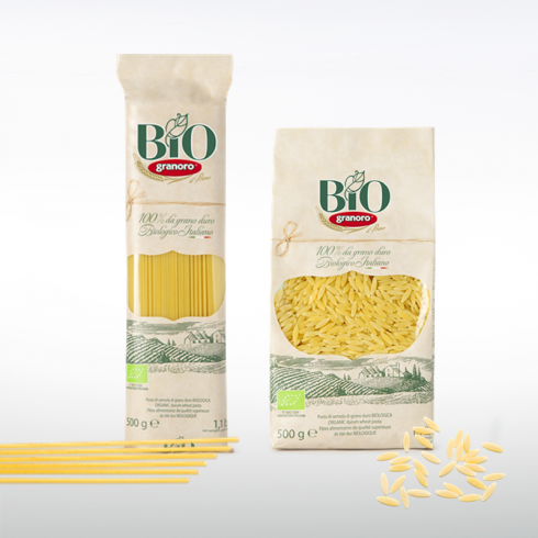 Spaghetti e Rosmarino Bio - Make Italy