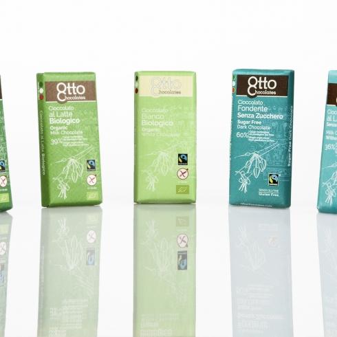 Organic Chocolate Bars Make Italy