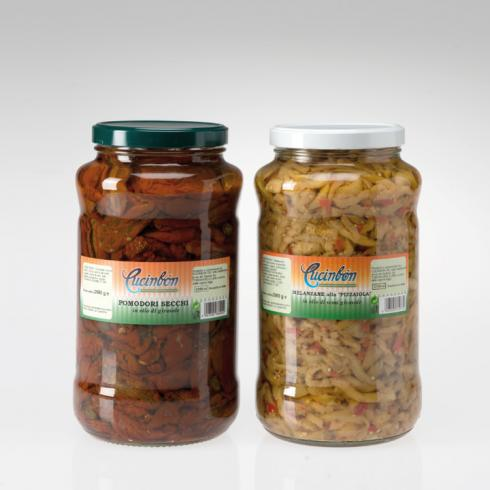 Verdure Sott'olio - Mc Italy Food