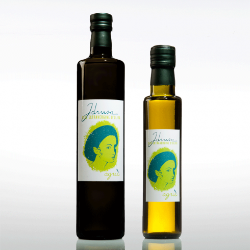 Extra virgin Olive Oil Idrusa - Make Italy Food