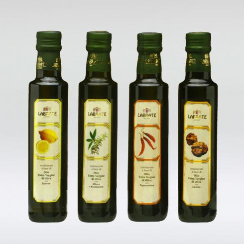 Olio Extra Vergine Di Oliva Aromatizzato Make Italy