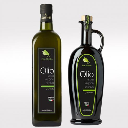 Extra virgin Olive Oil - Make Italy Food