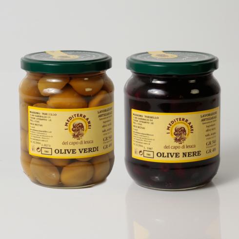 Make Italy Food Olive