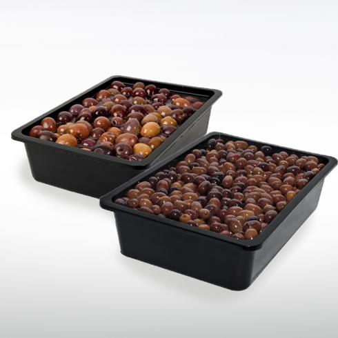 Olive greche e taggiasche Make Italy
