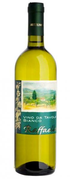 Vino bianco da tavola bianco Raffaello