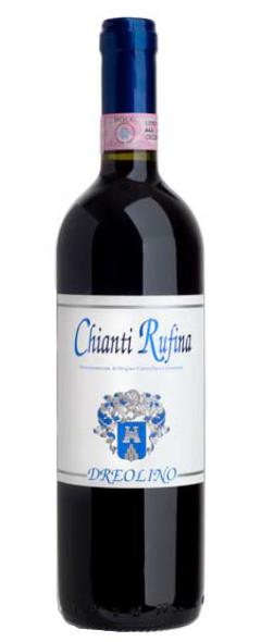 Chianti Rufina Annata DOCG MAke Italy