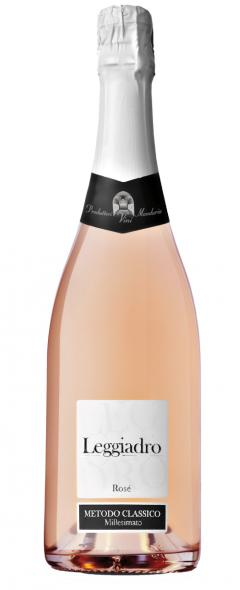 Rosè Sparkling Wine Make Italy