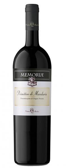 Memoria - Vino Rosso Salento - Make Italy