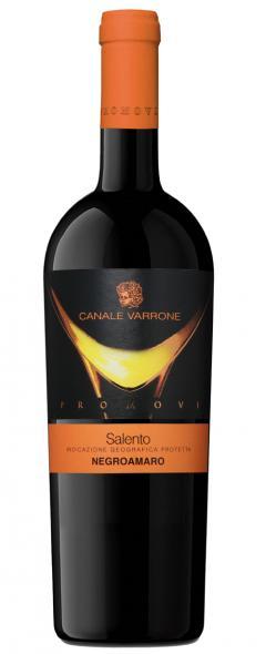Negroamaro - Vino Rosso- Make Italy