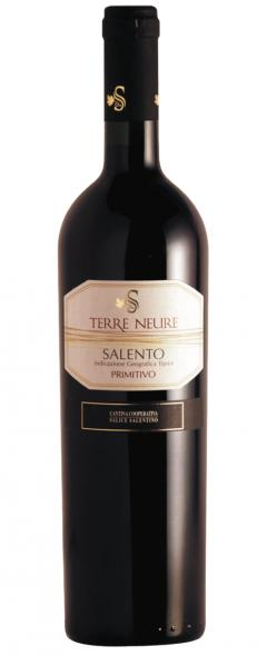 Terre Neure Primitivo - Make Italy