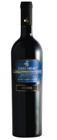 Terre Neure Negroamaro Vino Rosso - Make Italy