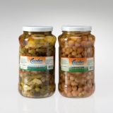 Verduras con aceite  - Mc Italy Food