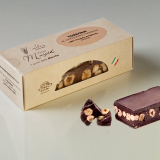 Dark Chocolate Nougat Make Italy