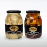 Carciofi e Antipasto Ortolana Make Italy